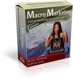 Macro Marketer Software